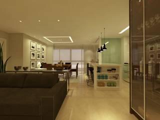 de Ponta Cabeça - Arquitetura Criativa Moderno