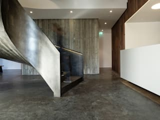 Office buildings by Hunkeler Partner Architekten AG, Modern