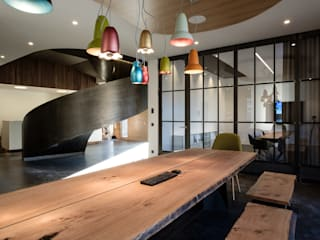 辦公大樓 by Hunkeler Partner Architekten AG