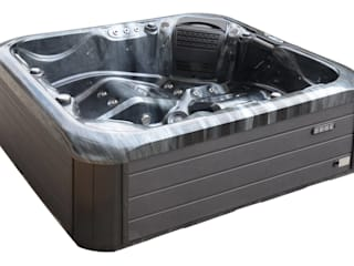 6 SEATER MONACO HOT TUB by Spa City