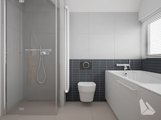 Modern Bathroom by Dream Design Modern