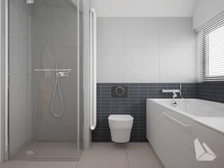 Łazienka Styl Nowoczesny: styl , w kategorii Łazienka zaprojektowany przez Dream Design