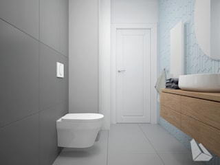Baños de estilo  por Dream Design, Moderno