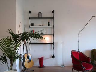 Slacklining Bookcase:  in stile  di CPstudio46