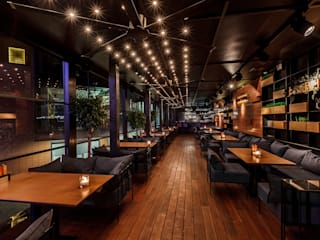 ресторан OSHO:  в . Автор – Zendesign