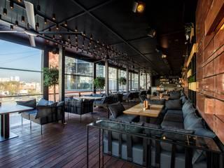 ресторан OSHO от Zendesign