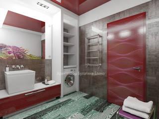 Bathroom by Архитектурное Бюро 'Капитель', Minimalist