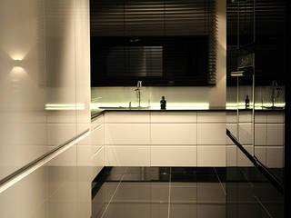 Apartament Nowoczesna kuchnia od we do design.pl Nowoczesny