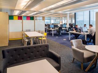 RBS Edificios de oficinas de estilo moderno de Kobod Ltd Moderno