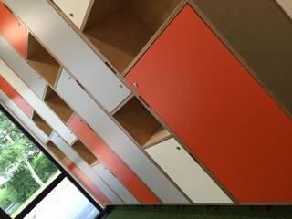 Strategiq Ipswich Edificios de oficinas de estilo moderno de Kobod Ltd Moderno