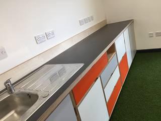 Strategiq Ipswich Bangunan Kantor Modern Oleh Kobod Ltd Modern
