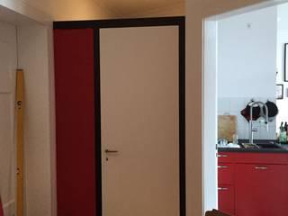 ARTfischer Die Möbelmanufaktur. Windows & doors Doors الخشب هندسيا Multicolored