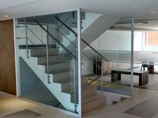 Corridor & hallway by bdl concept/studio, Modern