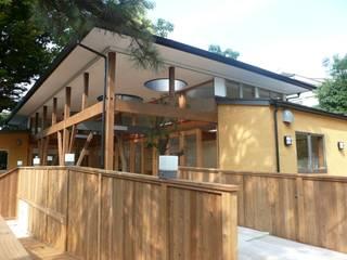 東京大学 医科学研究所 ひまわり保育園: 株式会社 匠明が手掛けた家です。