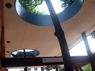 東京大学 医科学研究所 ひまわり保育園: 株式会社 匠明が手掛けた庭です。