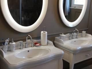 BANYO DOLABI sezgin inşaat-mobilya BanyoDekorasyon Ahşap Beyaz