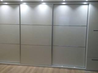 Majestik Mutfak & Mobilya Dressing roomWardrobes & drawers MDF White