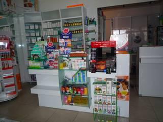Majestik Mutfak & Mobilya Modern clinics MDF White