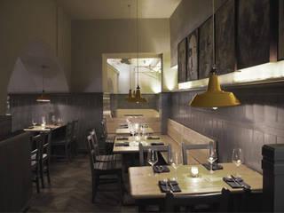 Gasthaus Specht destilat Design Studio GmbH Moderne Gastronomie