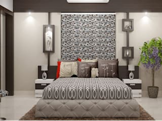 Impressive...:  Bedroom by Premdas Krishna