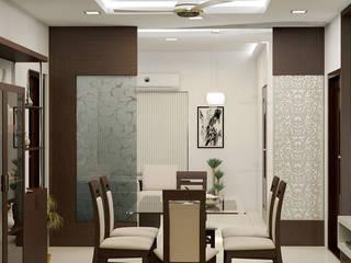 Marvellous:  Dining room by Premdas Krishna