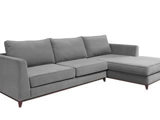Laskasas Living roomSofas & armchairs Grey