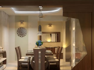 Classic style dining room by Premdas Krishna Classic
