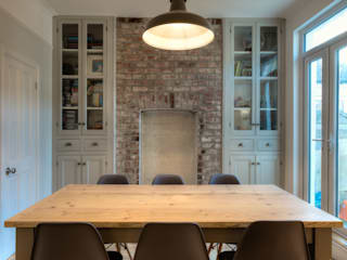 Limetree, Plymouth:  Dining room by ADG Bespoke