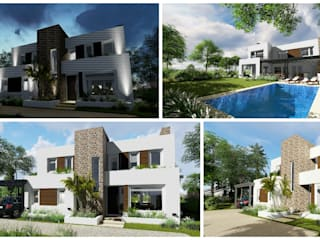 Rocha & Figueroa Bunge arquitectos White