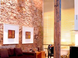 de Mônica Daniela Arquitetura & Design de Interior Rústico