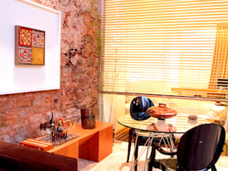 pedesaan  oleh Mônica Daniela Arquitetura & Design de Interior, Rustic
