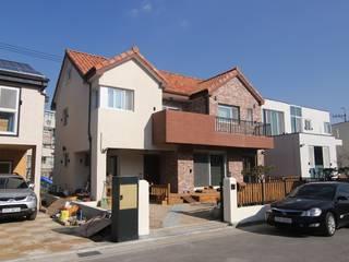 บ้านและที่อยู่อาศัย โดย DA건축사사무소(Architects DA), โมเดิร์น