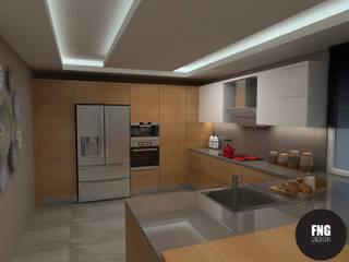 FNG DESIGN Modern Mutfak FNG DESIGN Modern