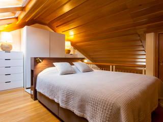 Traço Magenta - Design de Interiores BedroomAccessories & decoration Beige