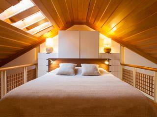 Traço Magenta - Design de Interiores DormitoriosAccesorios y decoración Beige