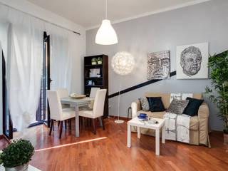 Home Staging Via Lucilio di Progetti e caffè
