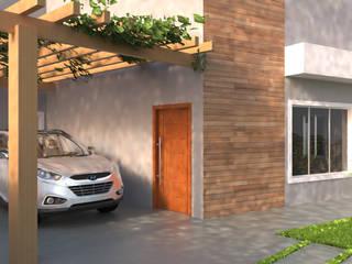 من KC ARQUITETURA urbanismo e design حداثي