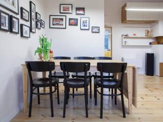 Столовые комнаты в . Автор – Patyna Projekt, Скандинавский