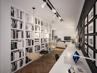 Study/office by Tasarımca Desıgn Offıce
