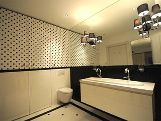Apartament Klasyczna łazienka od we do design.pl Klasyczny