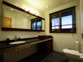 Salle de bains de style  par Tasarımca Desıgn Offıce, Moderne