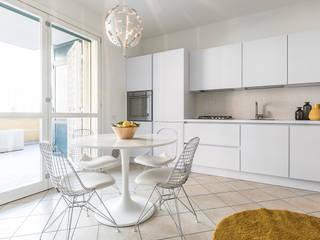 Il giallo è il colore più prossimo alla luce di Bologna Home Staging Moderno