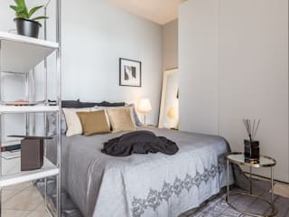 Bologna Home Staging BedroomBeds & headboards
