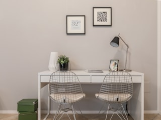 Bologna Home Staging Minimalst style study/office