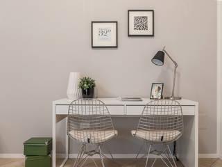 Il mio colore preferito è la speranza Studio minimalista di Bologna Home Staging Minimalista