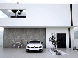Pre-Sales Residency Casas minimalistas de Studio03 Minimalista