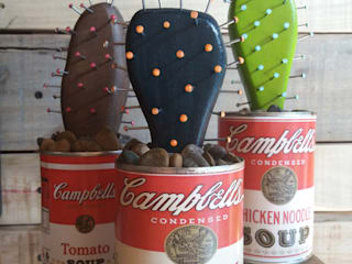 Cactus Campbell's:  de estilo  por Madre Tierra-Diseños  del  Alma