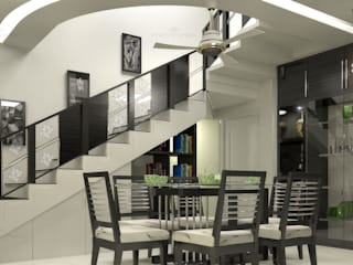 Fabulous Interior Concepts Classic style dining room by Monnaie Architects & Interiors Classic