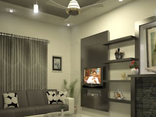 Fabulous Interior Concepts Classic style living room by Monnaie Architects & Interiors Classic