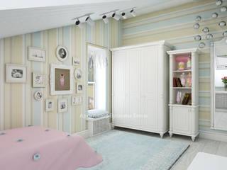 Nursery/kid's room by Архитектурное Бюро 'Капитель', Mediterranean